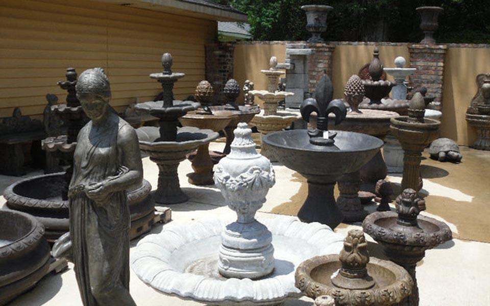 Huge Fountain Selection